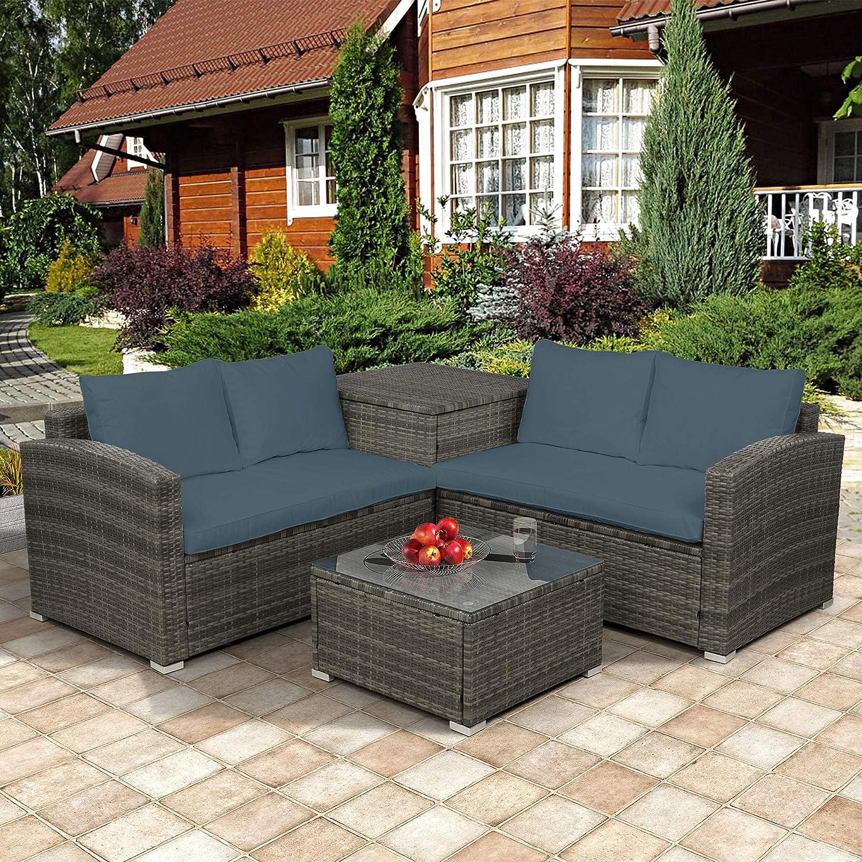 TENNTOU Patio Furniture Sets Charlotte Mall Rattan Ranking TOP13 Outdoor Set