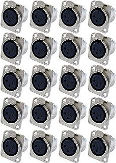 Best high quality xlr connectors Reviews