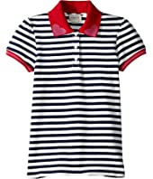 Gucci Kids - Striped Polo 543998XJALK (Little Kids/Big Kids)