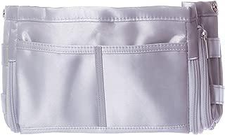 Purse Organizer for Handbag Tote Bag - Premium Insert - Dual Color Reversible and Expandable