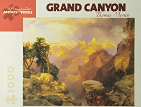 Thomas Moran - Grand Canyon: 1,000 Piece Puzzle