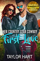 Her Country Star Cowboy First Love: Sweet Christian Fiction (Solid Gold Summerville Ranch Romances Book 1) Kindle Edition