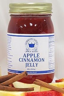 Apple Cinnamon Jelly, 18 oz