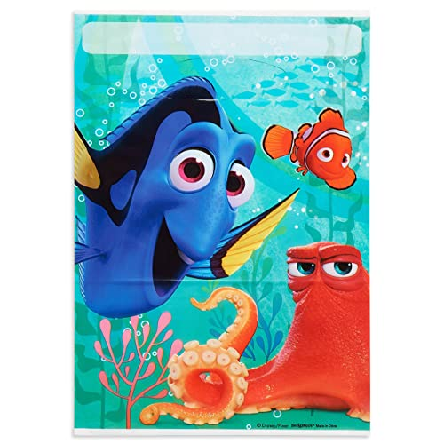 24 pcs Disney Finding Dory Nemo Hank Birthday Party Goody Gift Candy Loot Bags