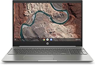 HP Chromebook 15-de0000nf PC Portable 15,6'' FHD IPS Blanc (Intel Pentium Gold,..
