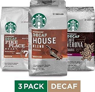 Starbuck 星巴克 无咖啡因咖啡 3*12盎司/包