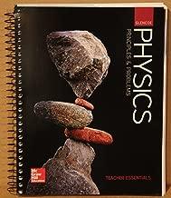 PHYSICS PRINCIPLES & PROBLEMS TEACHER ESSENTIALS