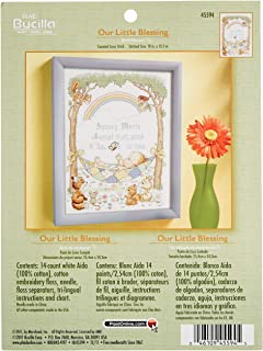 Best birth record cross stitch Reviews