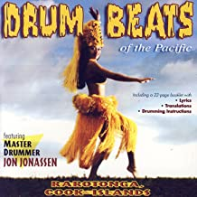 Drum Beats of the Pacific Rarotonga, Cook Islands