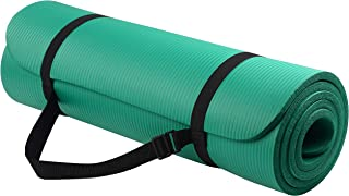 BalanceFrom GoYoga All-Purpose 1/2-Inch Extra Thick High...