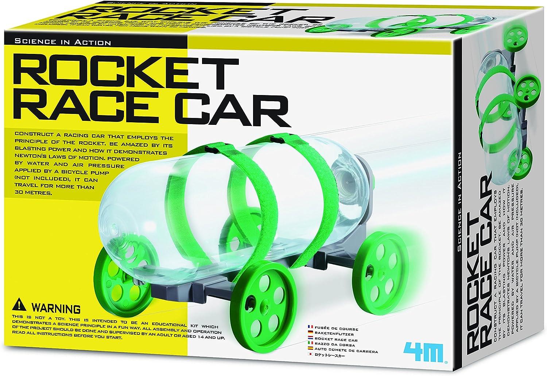 4M Kit Science in Action - Rocket Race Car B003VTZAI4 Abrechnungspreis      Schenken Sie Ihrem Kind eine glückliche Kindheit
