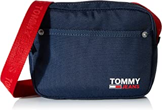 Tommy Jeans - Tracolla unisex Campus con logo