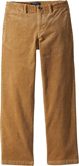 Polo Ralph Lauren Kids - Slim Fit Stretch Corduroy Pants (Big Kids)