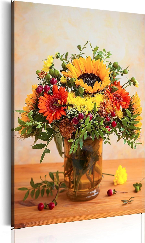Murando - - - Acrylglasbild Blaumen 40x60 cm - Bilder Wandbild - modern - Decoration - b-B-0118-k-b B01MDOCJ94 3ab38e