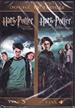 Harry Potter and The Prisoner of Azkaban/Harry Potter and The Goblet of Fire Limited Edition Double Feature DVD Set