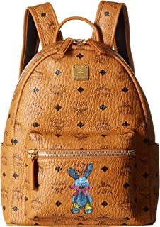 MCM Unisex Rabbit Backpack Small