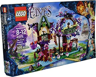 LEGO Elves The Elves' Treetop Hideaway 41075 by