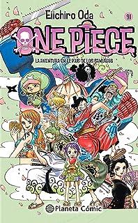 One Piece nº 91 (Manga Shonen)