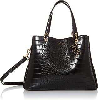Anne Klein Croco Satchel Bag