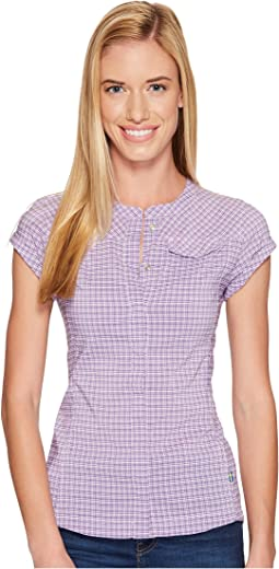 Abisko Stretch Shirt Short Sleeve