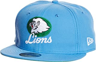 (ニューエラ)NEW ERA 5950 LIONS OLD LIONS LEO BLU N0009974 [メンズ]