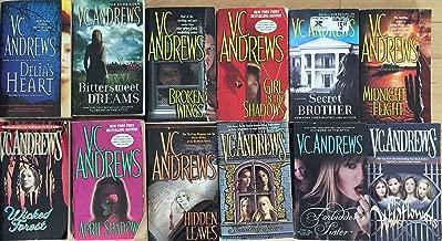 V.C. Andrews Mystery Novel Collection 12 Book Set