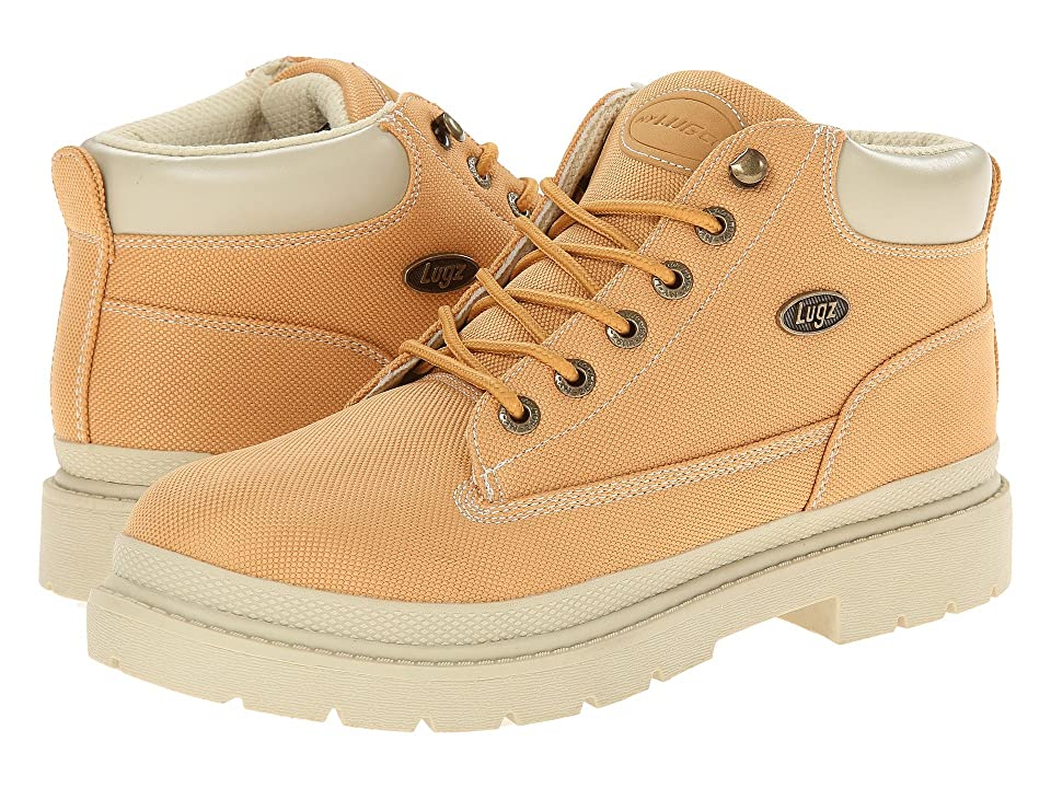 Lugz Drifter Ballistic (Wheat/Cream Textile) Men
