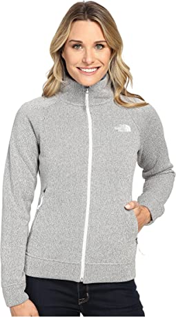 The North Face Crescent Raschel Full Zip Jacket