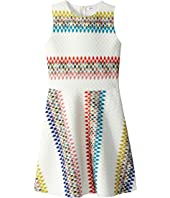 Missoni Kids - Raschel Detailed Neoprene Dress (Big Kids)