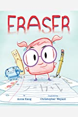 Eraser Kindle Edition