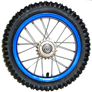 "FireCloud Cycles Rear 14"" KIDS BIKE/TRAILER WHEEL WITH BLUE RIM AND BLACK TYRE: Teoriden Pratiğe Psikodrama"