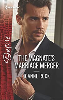 The Magnate's Marriage Merger: A Billionaire Boss Workplace Romance (The McNeill Magnates Book 2)