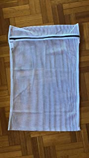 Commercial Laundry Washing Net Bag Heavy Duty Fine Mesh With Durable Zip (Large 60cm x 90cm)