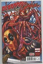 Deadpool vs Carnage #3 2nd print variant