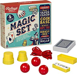 Ridley's ARID301 Magic Beginner Magician's Set, Multicolor (Pack of 9)
