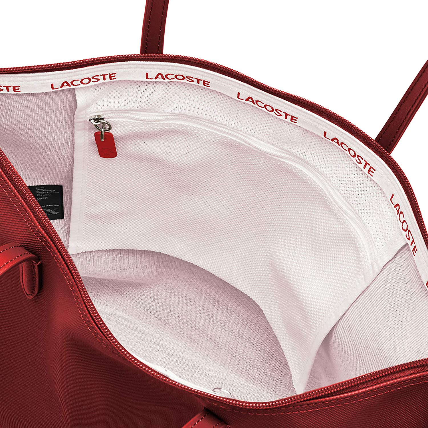 Bolsos totes Mujer Lacoste Nf1890