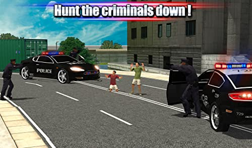 『Crime Town Police Car Driver』の3枚目の画像