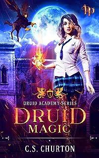 Druid Magic (Druid Academy Book 1)