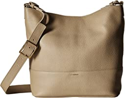 Shinola Detroit - Small Relaxed Hobo Luxe Grain PG