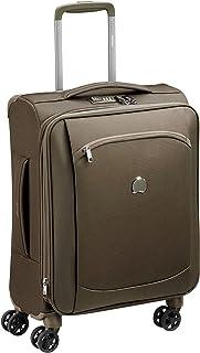 DELSEY Paris Montmartre Air 2.0 Hand Luggage 55 Centimeters 34.4 Brown (Kaki)