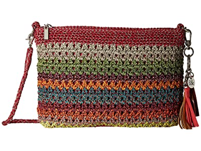 The Sak Casual Classics 3-in-1 Demi (Gypsy Stripe) Handbags