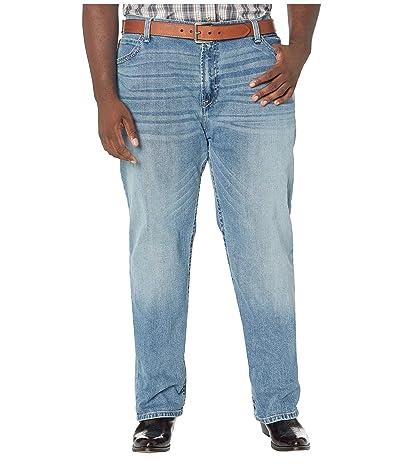 Ariat Big Tall M4 Low Rise Stackable Straight Leg Jeans in Nolan (Nolan) Men
