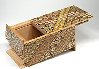 Japanese Puzzle box 27steps 5sun Koyosegi