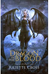 Dragon in the Blood: A Fantasy Dragon Romance (The Vale of Stars Book 3) Kindle Edition