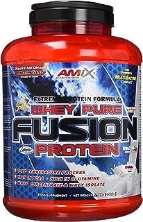 Amix Whey Pure Fusion Proteínas - 2300 gr_8594159534353