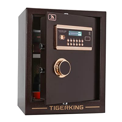 Digital Security Safe Box Solid Alloy Steel Con...