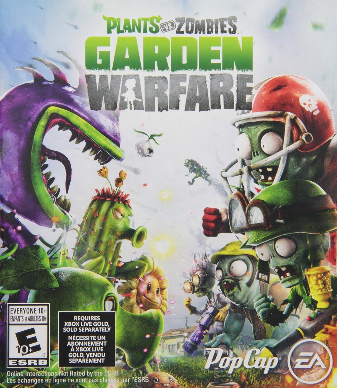 Xbox One free PLANTS VS ZOMBIES Phoenix Mall WARFARE XBOX ONE GARDEN
