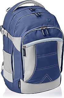 AmazonBasics - Zaino ergonomico (blu marino, 30 litri)
