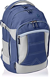 AmazonBasics Ergonomic Backpack, Navy