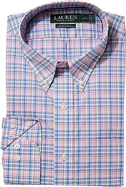 LAUREN Ralph Lauren - Classic Fit No-Iron Cotton Dress Shirt